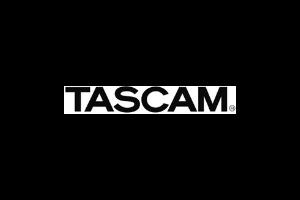 Tascam Sort Logo