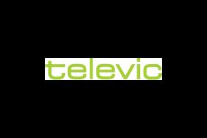 Televic Sort Logo